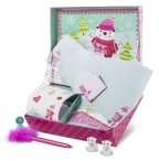 Polar Bear Stationery Box