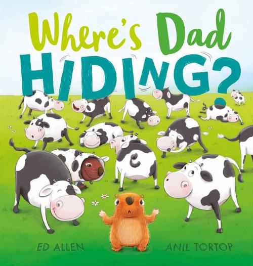 Where's Dad Hiding?