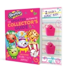 Shopkins: Ultimate Collector's Guide with figurines