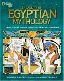 TREASURY OF EGYPTIAN MYTHOL