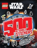 STAR WARS 500 STICKERS LBS 301