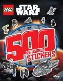 STAR WARS 500 STICKERS LBS 301