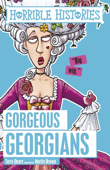Gorgeous Georgians (Classic Edition: Reloaded)                                                       - Book
