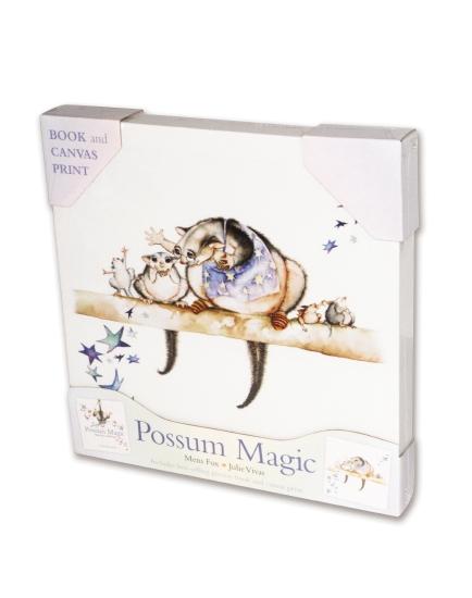 Possum Magic + Canvas Picture                                                                        - Pack