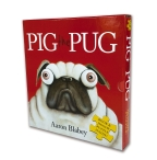 Pig the Pug PB + Jigsaw Set