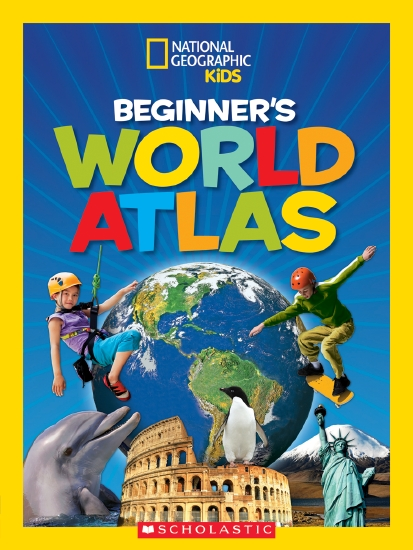 National Geographic Kids: Beginner's World Atlas