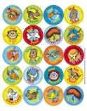 Dr Seuss What Pet Should I Get? Stickers