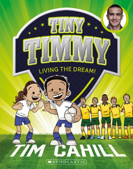 Tiny Timmy: Living the Dream! ( #3)