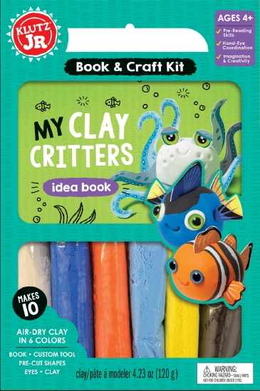 Klutz Junior: My Clay Critters
