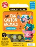 My Egg Carton Animals