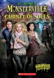 R L Stine's Monsterville: #1 The Cabinet of Souls