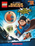 LEGO DC Super Heroes Activity Book :#1: The Otherworldly League!