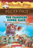 Geronimo Stilton Micekings: #2 Famouse Fjord Race