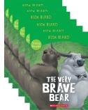VERY BRAVE BEAR READER SET