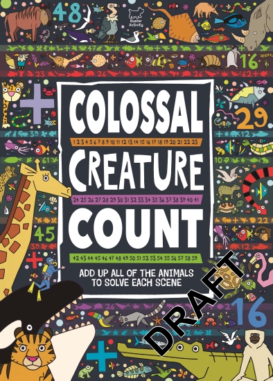 Colossal Creature Count                                                                              - Book