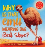 Why Is That Emu Wearing One Red Shoe? + CD