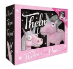 Thelma the Unicorn Mini Book + Plush