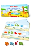 Wild Safari Pattern Cards & Counters
