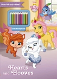 Whisker Haven: Hearts and Hooves Activity Book and Covermount