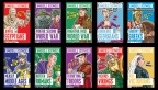 Horrible Histories 10 Classic Editions Boxed Set