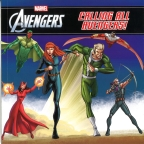 Marvel: Calling All Avengers (Storybook)