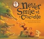 NEVER SMILE CROCODILE BRDBK+CD