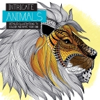 Intricate Animals Colouring