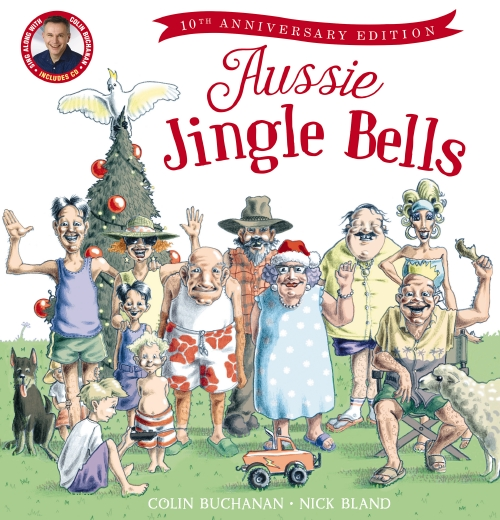 Aussie Jingle Bells 10th Anniversary Edition +CD