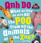 What do they do with all the Poo from all of the Animals at the Zoo? + CD
