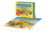 Little Yellow Digger Book and Jigsaw