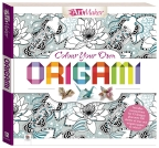 Colour YOur Own Origami