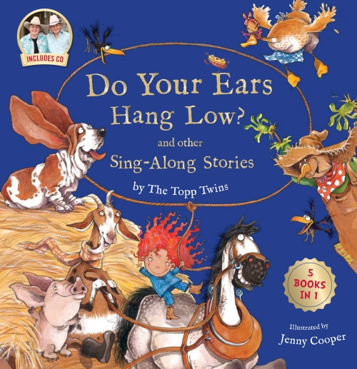 Do Your Ears Hang Low? and other Sing-Along Stories                                                  - Book