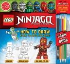 LEGO Ninjago: How to Draw Ninja, Villains and More!