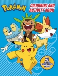 POKEMON COLOUR AND ACTIVITY