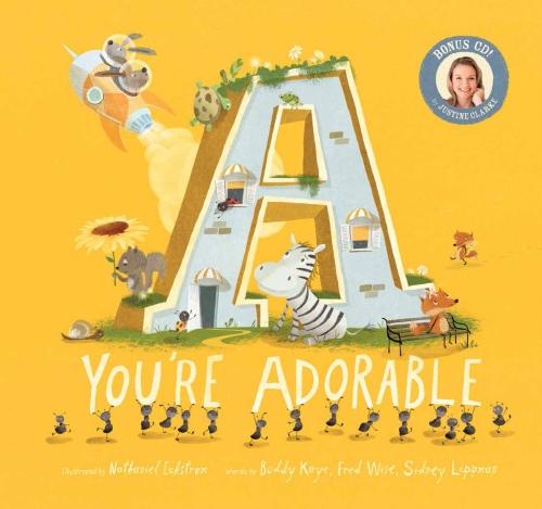 A, You're Adorable + CD