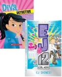 EJ12 DIVA DETECTIVE PACK