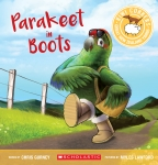 Kiwi Corkers: Parakeet in Boots