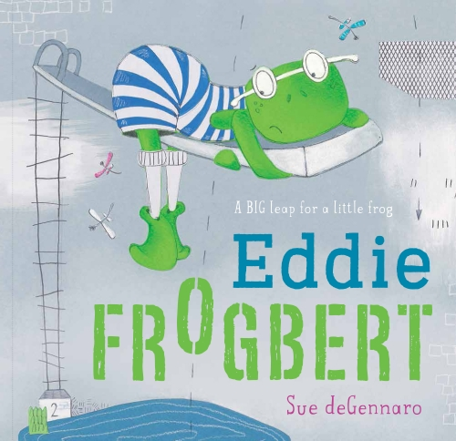 EDDIE FROGBERT HB
