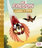 My Little Marvel Book: Falcon Lending a Wing