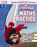 Marvel: Spider-Man Maths Practice Workbook Level 1
