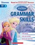 Disney Learning: Frozen Grammar Skills Workbook Level 1