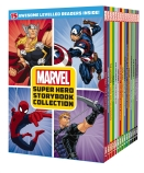Marvel HB Reader 15-Book Box Set Kmart edition