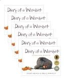 DIARY OF A WOMBAT (SM) 6-PACK