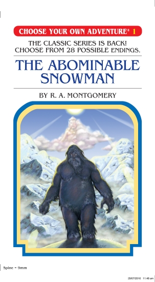 The Store Choose Your Own Adventure 1 The Abominable
