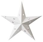 Cardboard Fold-Out Stars