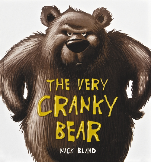 Very Cranky Bear Big Book