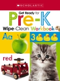Wipe-Clean Workbook Get Ready for Pre-K