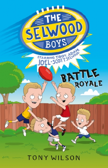 BATTLE ROYALE: THE SELWOOD BOYS BOOK 1