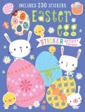 Easter Egg Sticker Activity Fun Book