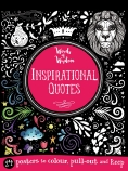 Inspirational Quotes Poster Book
